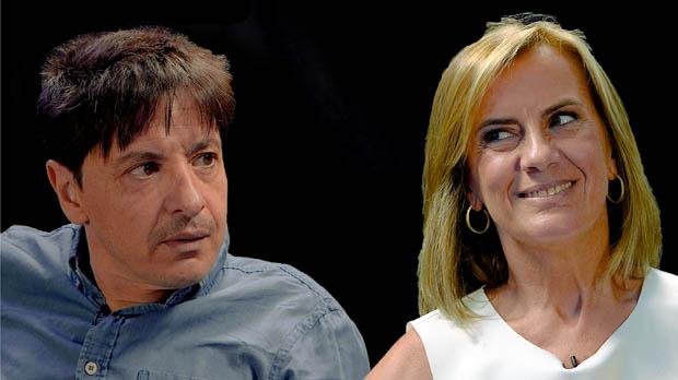 Juan Carlos Ortega entrevista Gemma Nierga per a EL PERIÓDICO