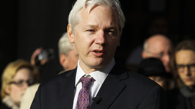 L'ONU s'inclina per considerar il·legal la detenció d'Assange