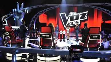 'La voz kids' arrasa en la final