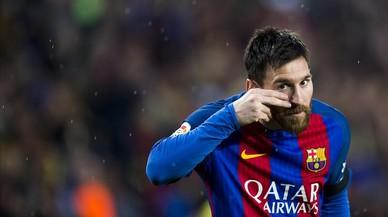 El Barça tanca la renovació de Messi per tres temporades i una d'opcional