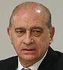 El ministro del Interior, Jorge Fern�ndez D�az.