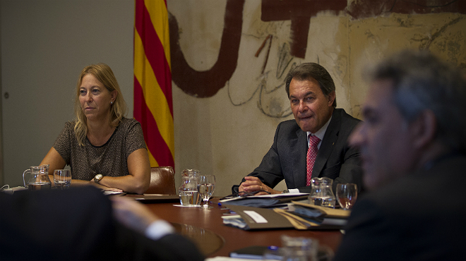 """Munté: """"Catalunya no és cap broma"""""""