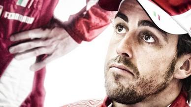 El piloto español Fernando Alonso, bicampeón del mundo de F-1, que este domingo participará en las 500 Millas de Indianápolis.
