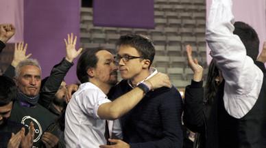 Tot el poder per a Iglesias a Podem