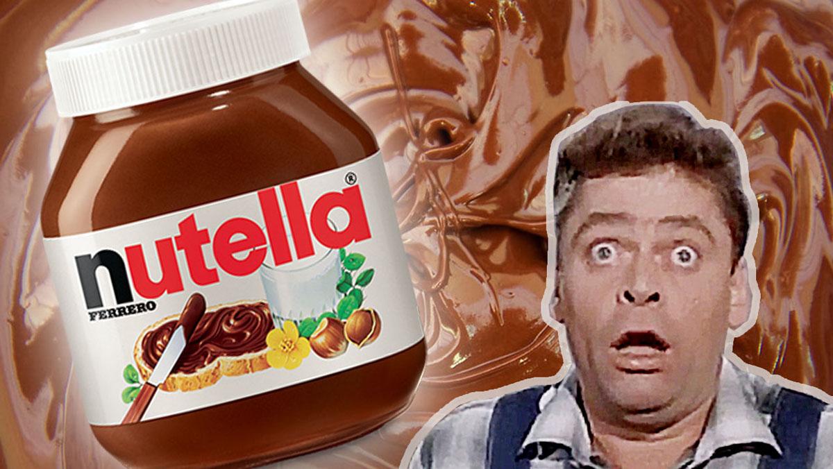 Polémica por el cambio de receta de Nutella