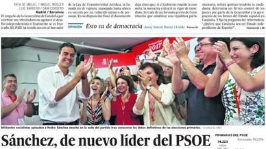 Catalunya declararà la independència si no hi ha referèndum, diu 'El País'