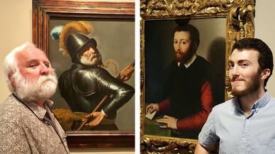 Doppelgänger, el reto de hacerte un selfi con tu doble de un museo