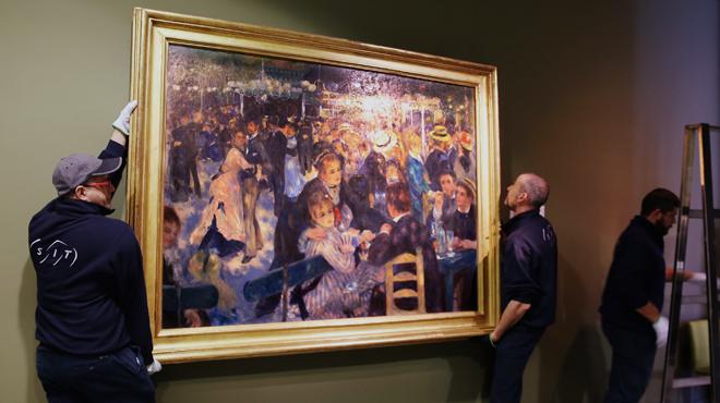 'Au revoir' Renoir