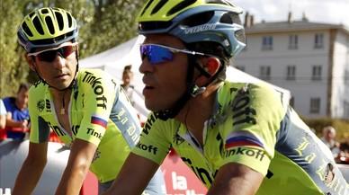 Contador amplia el seu infortuni a la Vuelta