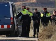 El asesino de los dos agentes rurales en el lugar de los hechos tras declarar en el juzgado
