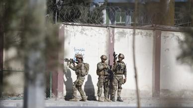 Al menos dos muertos en un ataque contra la sede de una televisión en Kabul