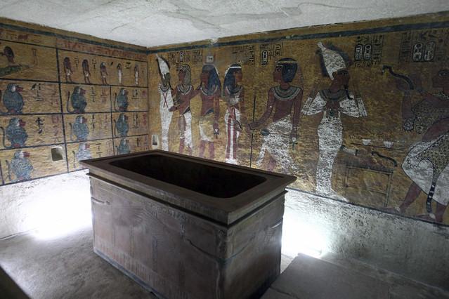 La maldición de Tutankamón, 90 años después