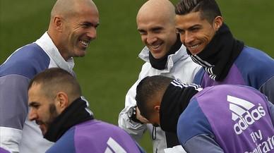 """Zidane: """"No vull pensar que un àrbitre ajudi un equip"""""""