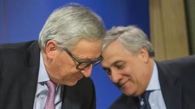 Juncker obre la porta a fer marxa enrere en la integració europea