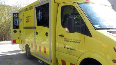 Muere una mujer atropellada por una hormigonera en el Eixample de Barcelona