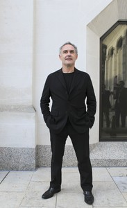 Ferran Adri, el pasado abril en Londres.
