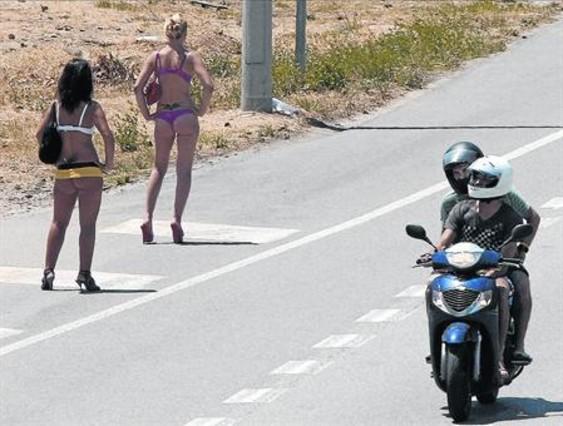 prostitutas en españa prostitutas con clientes