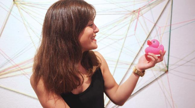 Naiara Rodríguez, arquitectura técnica por la Universidad Politécnica de Burgos y Universidad Politécnica del País Vasco