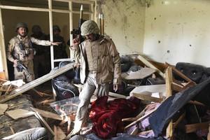 AL MENOS 4 MUERTOS EN ATAQUE CONTRA UN CONSULADO DE PAKISTÁN EN AFGANISTÁN