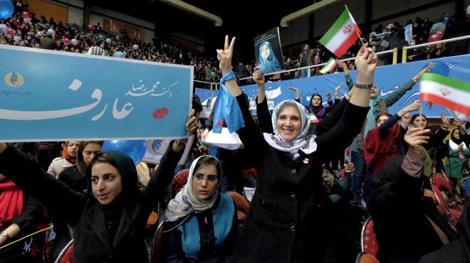 Teherán: Irán en la hora del cambio. La jornada de reflexión.