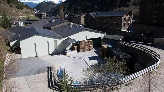 La font d'Andorra és l'origen de la contaminació de l'aigua envasada Eden
