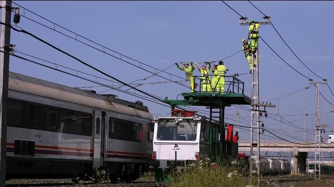 Rull anuncia sancions a Adif i a Renfe per la mala gestió de la xarxa ferroviària