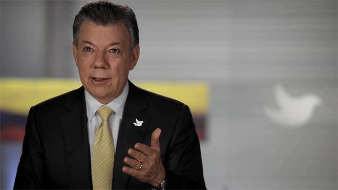 El president de Colòmbia anuncia la pròrroga de lalto el foc amb les FARC fins al 31 de desembre