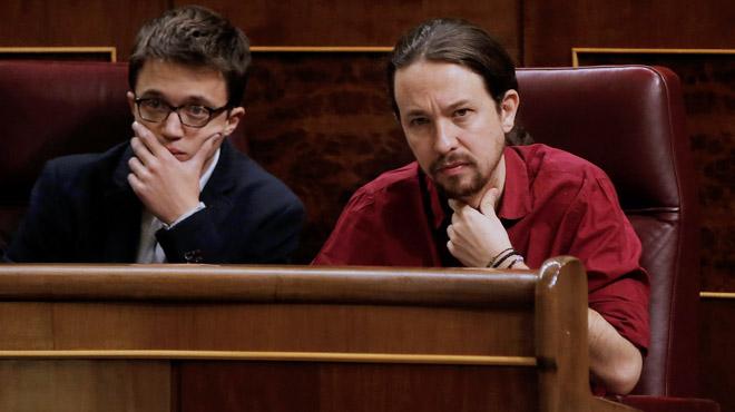 La crisis entre las corrientes de Podemos se recrudece en Navidad