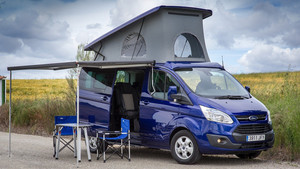 Ford Tourneo Custom Tinkervan
