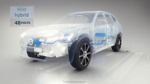 Volvo Cars apuesta por el eléctrico