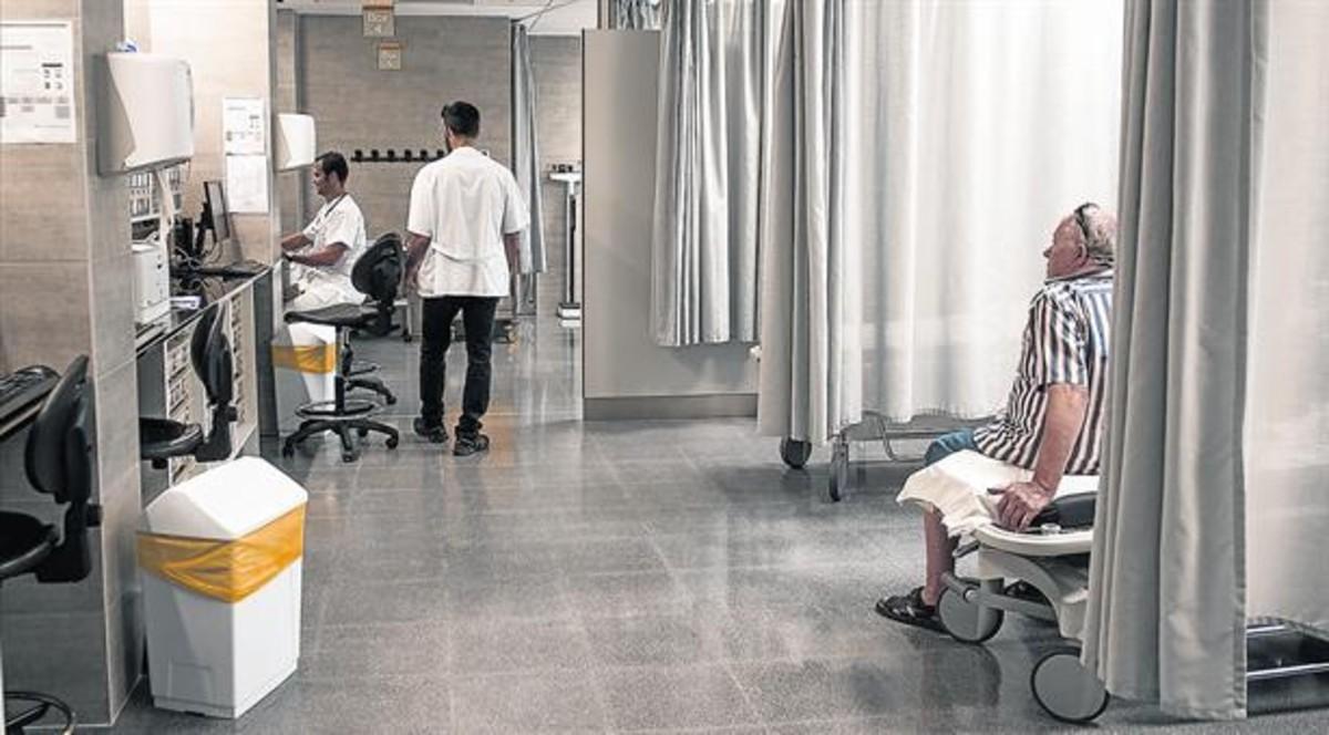 Refuerzo estival 8El CAP de Platja dAro, como el resto de centros las zonas costeras, reforzará el servicio médico en verano.