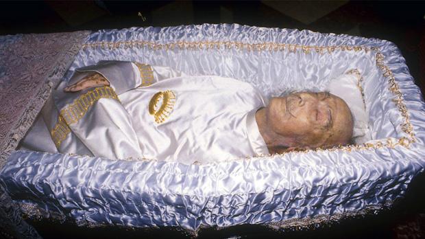 Lexhumació del cos de Dalí siniciarà dijous a les 20.00 hores