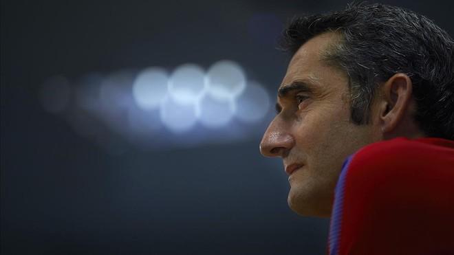 Ernesto Valverde quiere ver la luz.