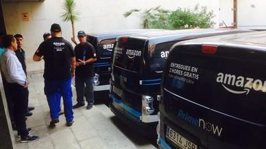 Així funciona Amazon Prime Now, el servei de productes frescos que acaba d'arribar a Barcelona