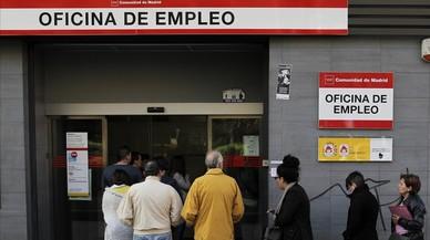 La desocupació catalana augmenta en 10.000 persones a l'agost