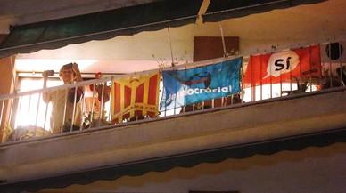 El encarcelamiento de Sànchez y Cuixart desata la indignación soberanista