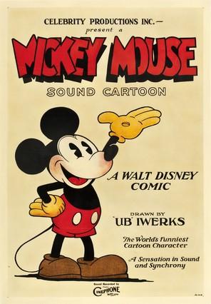 77.000 euros por un póster histórico de Mickey Mouse