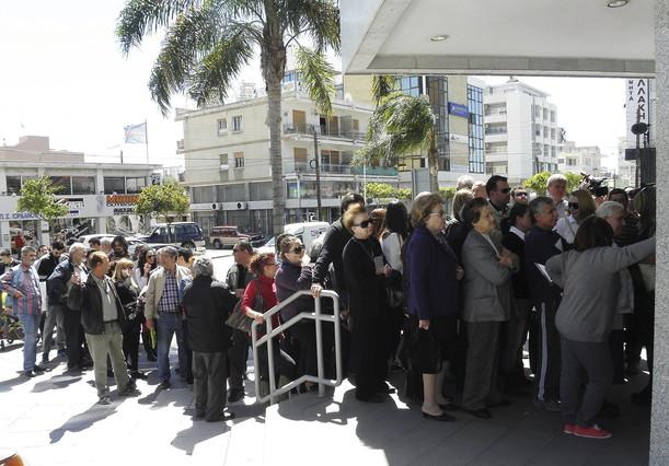Chipre no tiene intenci�n de abandonar el euro