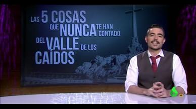 Querella contra 'El intermedio' por un chiste sobre el Valle de los Caídos