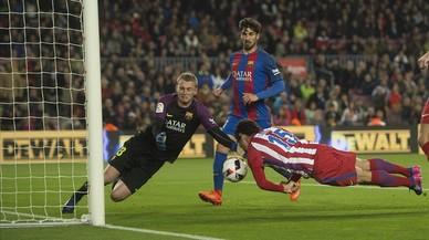 Barça - Atlètic de Madrid de Copa, en directe on line
