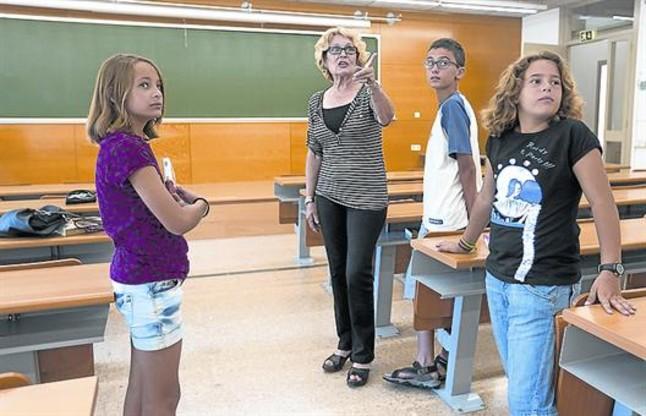 Agnès Puig Grau: «Entre un creuer i estudiar, sempre triaré els estudis»