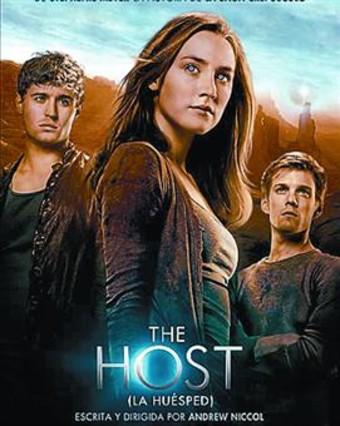 Entre 'Gattaca' y 'Crepúsculo' The host (La huesped)