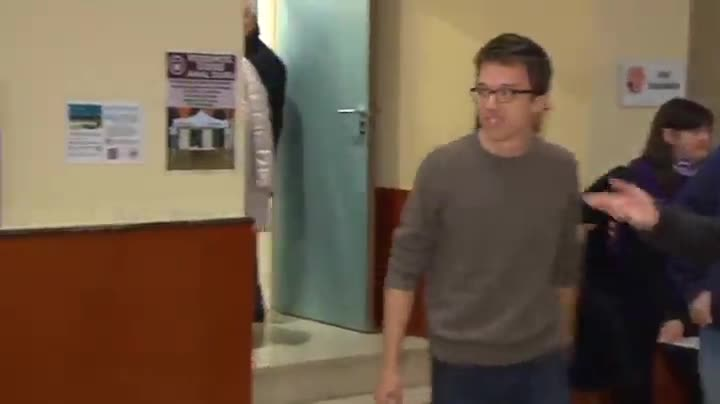 Errejón proposa limitar a dos els mandats del secretari general de Podem