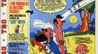 100 años de 'TBO' en siete personajes