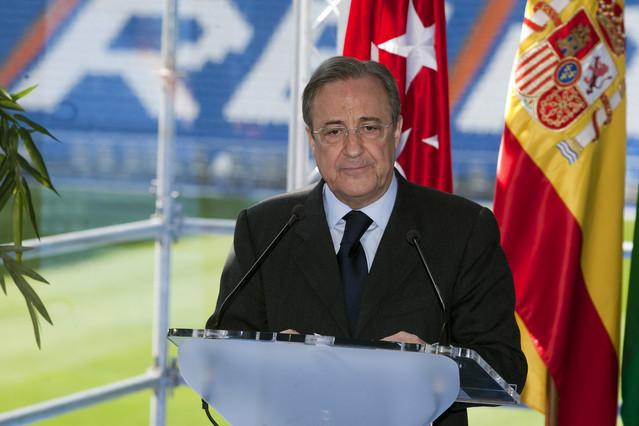 'The New York Times' pone a la constructora de Florentino Pérez como ejemplo del problema de la deuda privada en España
