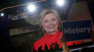 Candidata Clinton