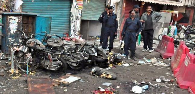Mueren al menos 20 personas en un atentado en la ciudad india de Hyderabad