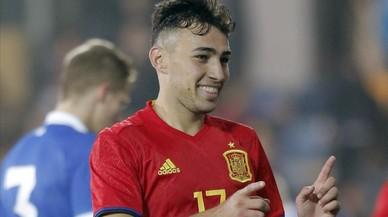La FIFA permet a Munir jugar amb el Marroc