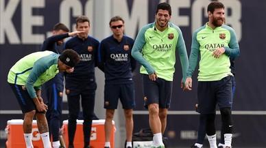 El Barça, a guanyar i a seguir esperant