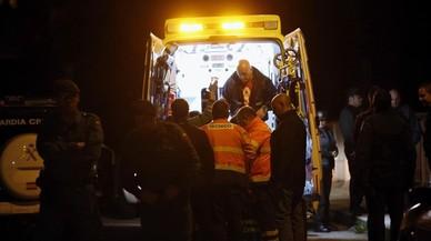 Muere un hombre que se disparó tras atrincherarse en casa de su expareja en Pontevedra